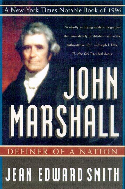 John Marshall By Smith, Jean Edward